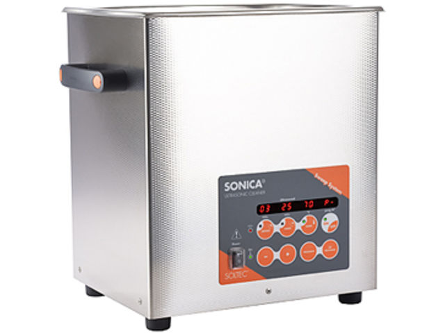 bac de nettoyage par ultrasons sonica 14 litres contact ac graciotti. Black Bedroom Furniture Sets. Home Design Ideas
