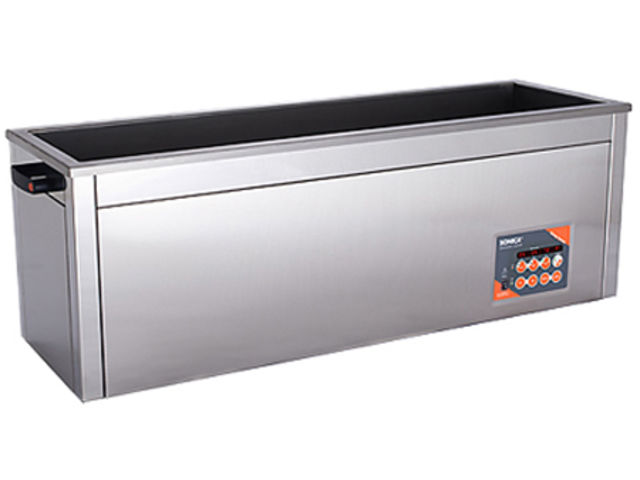bac de nettoyage par ultrasons sonica de 2 130 litres en standard contact ac graciotti. Black Bedroom Furniture Sets. Home Design Ideas