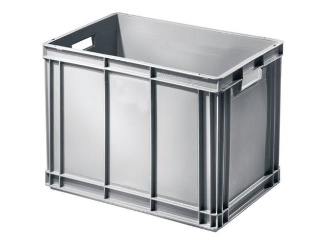 bac gerbable plastique 90 litres contact setam rayonnage. Black Bedroom Furniture Sets. Home Design Ideas