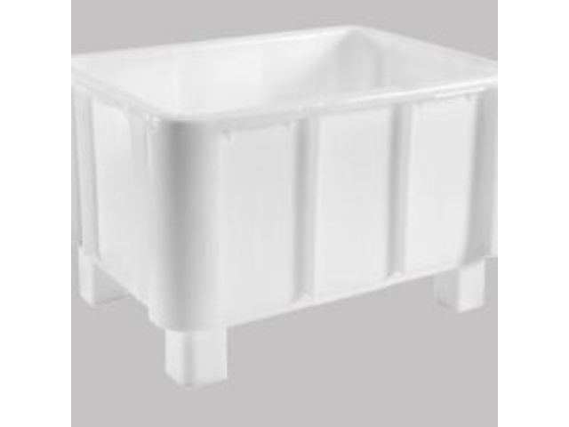 bac grand volume 800x600x510 avec pieds contact jem plastique. Black Bedroom Furniture Sets. Home Design Ideas
