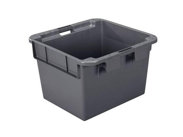 bac plastique carr vendange allibert contact polybel emballage. Black Bedroom Furniture Sets. Home Design Ideas
