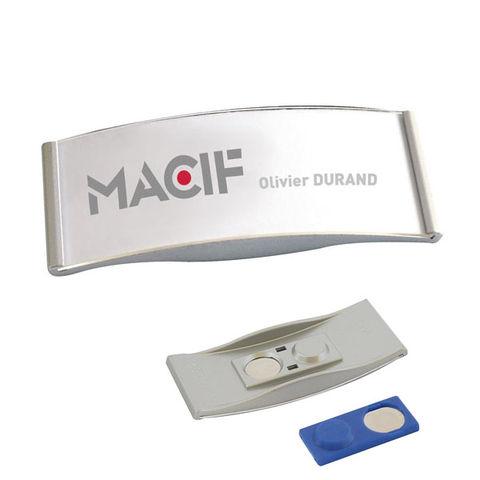 badge magn tique fournisseurs industriels. Black Bedroom Furniture Sets. Home Design Ideas