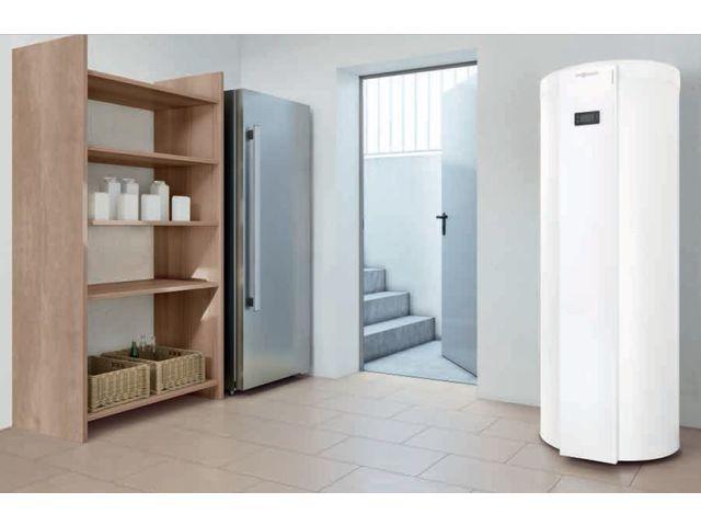 ballon thermodynamique vitocal 060 a pac pour eau chaude contact viessmann. Black Bedroom Furniture Sets. Home Design Ideas