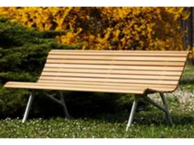 Banc contemporain setes contact terre design - Banc contemporain ...