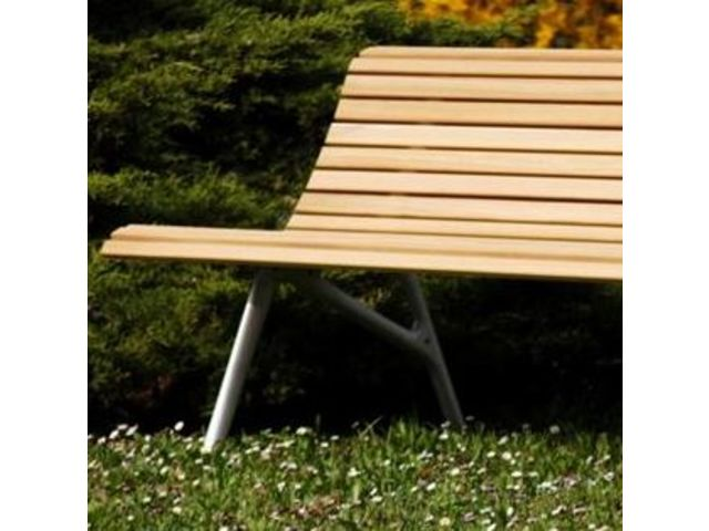 Banc contemporain Setes | Contact TERRE DESIGN