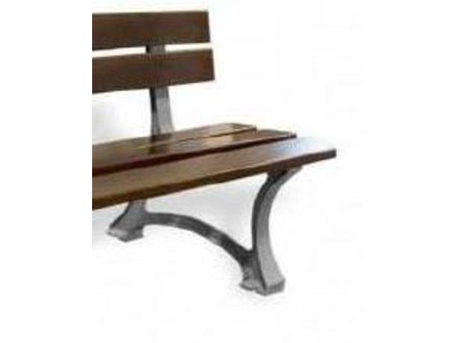 banc public breta a contact amg forme lumiere. Black Bedroom Furniture Sets. Home Design Ideas