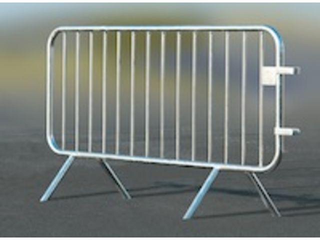 barrière de police - modèle vauban   contact rollÉco