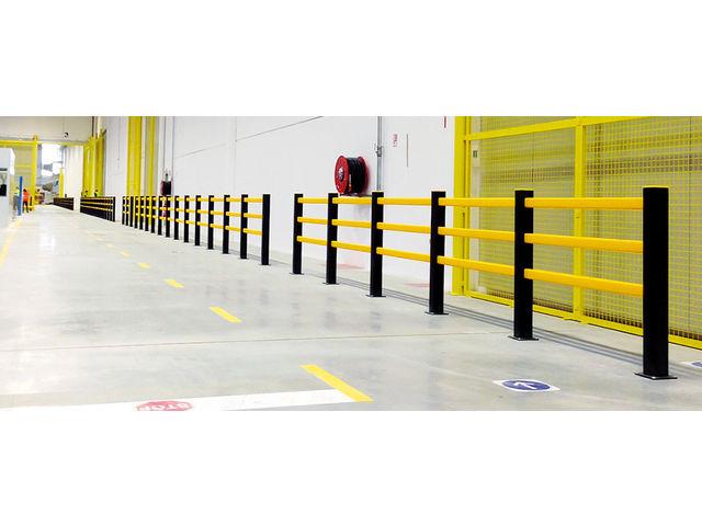 Barri res pi tonne de protection contact a safe for Barriere de protection