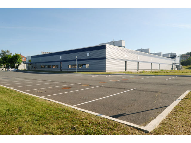 B timents industriels contact acp construction - Cout construction batiment industriel ...