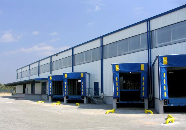 B timents pour transport et logistique for Salon transport et logistique