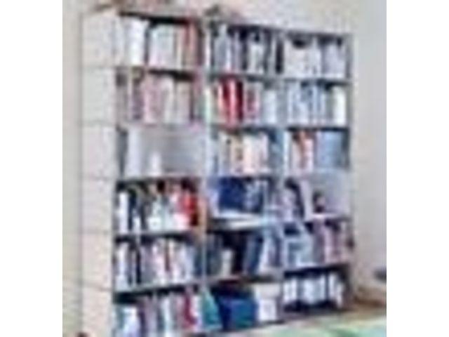 Biblioth Que Blanche Usm Contact Terre Design