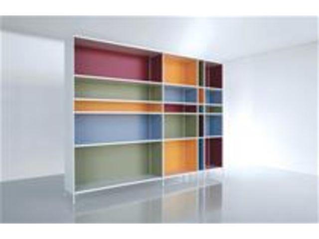 Bibliothèque Terre Design couleur  Contact TERRE DESIGN