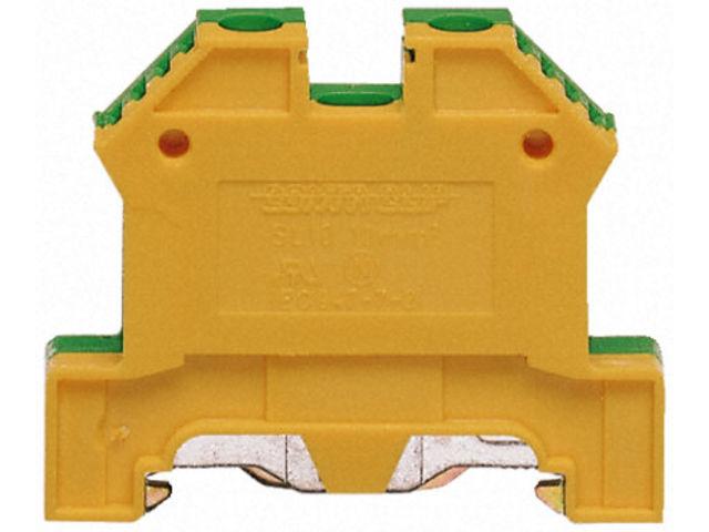 Bloc de jonction 4 mm type omega contact rs components - Bloc de jonction ...