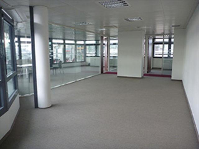 Bloc portes porte clarit en verre tremp contact m space - Porte en verre trempe ...