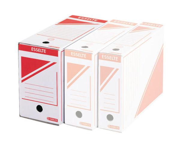 boite archive dos coloris blanc contact setam rayonnage et mobilier professionnel. Black Bedroom Furniture Sets. Home Design Ideas