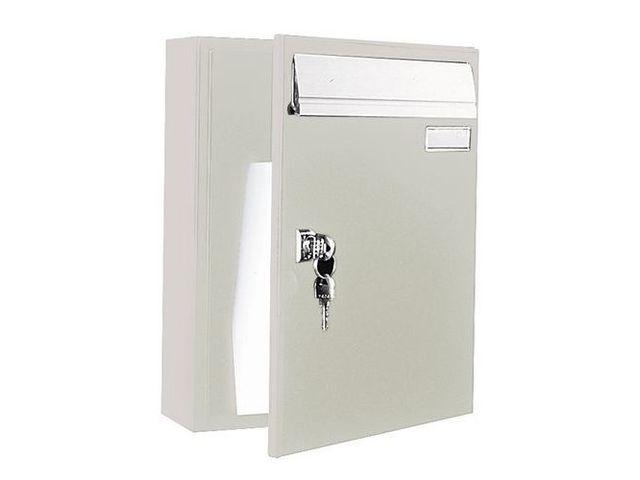 bo te aux lettres center mod le vertical contact manutan. Black Bedroom Furniture Sets. Home Design Ideas