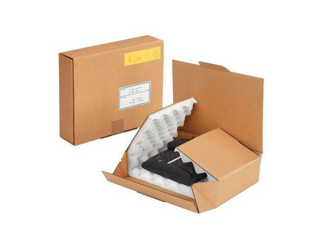 manutan bo te d 39 exp dition carton int rieur mousse cliquez pour zoomer. Black Bedroom Furniture Sets. Home Design Ideas