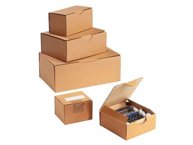 bo te d 39 exp dition carton kraft multi usages languette havane contact manutan. Black Bedroom Furniture Sets. Home Design Ideas