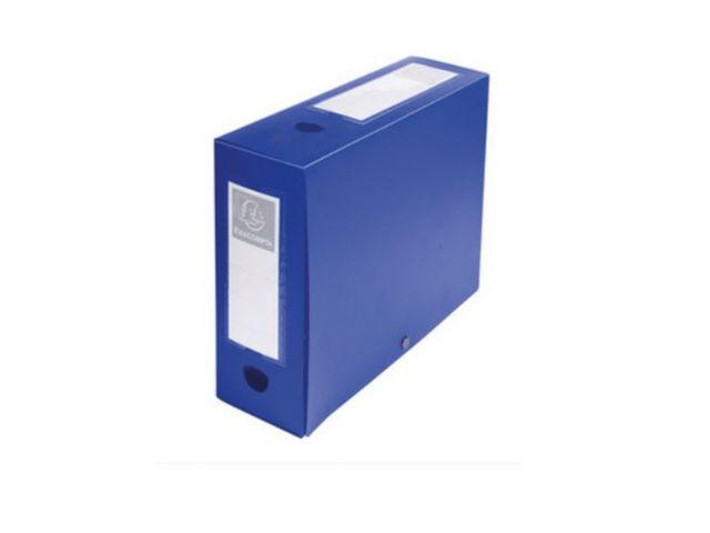 boîte de classement à pression a4 - dos : 100 mm | contact rollÉco