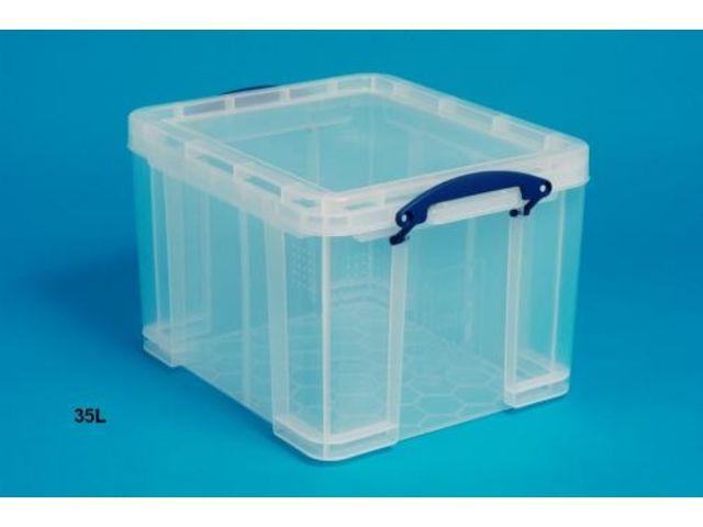tout neuf dea76 851a6 Boite plastique 35L