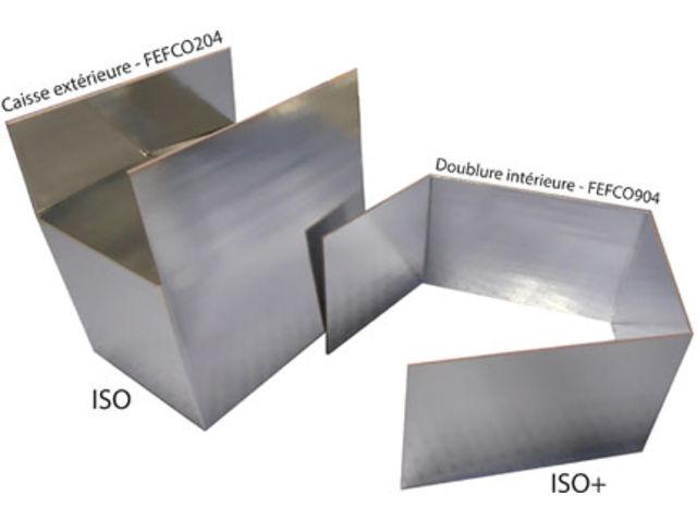 boite transport isotherme en isostrat contact isovation. Black Bedroom Furniture Sets. Home Design Ideas