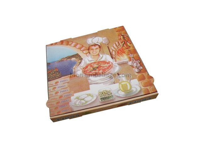 208592346909b3 Boîtes à pizza en carton ondulé   Contact DS SMITH PACKAGING FRANCE