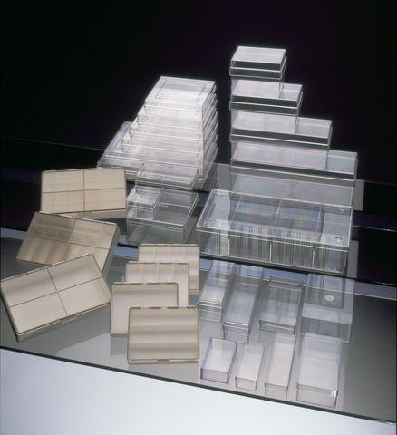 Boites Plastiques Pour Cartes De Visite