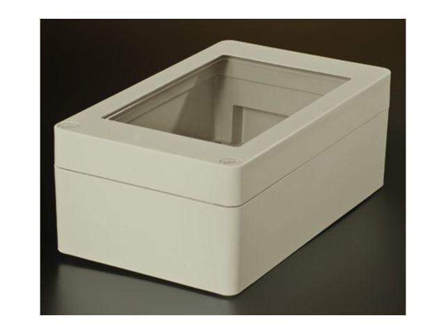 boitier coffret polyester renforc fibres de verre tanche pour lectronique et lectrique. Black Bedroom Furniture Sets. Home Design Ideas