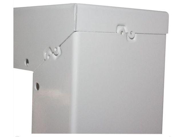 bo tier pour montage en saillie de dalle led 295x295 mm. Black Bedroom Furniture Sets. Home Design Ideas