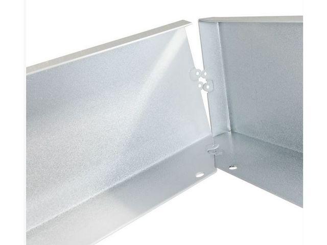 bo tier pour montage en saillie de dalle led 595x595 mm contact ledproshop. Black Bedroom Furniture Sets. Home Design Ideas