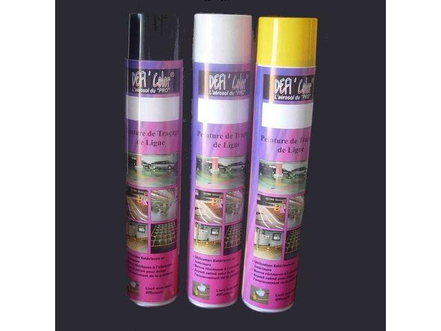 Bombe de peinture contact pro signalisation - Bombe contact electronique ...