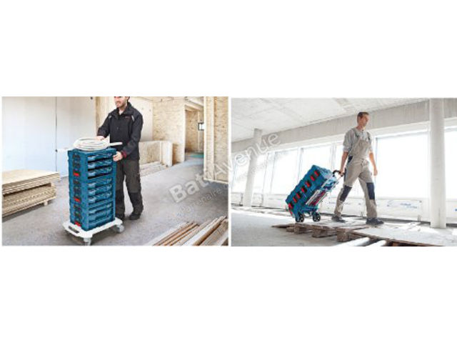 BOSCH OUTILLAGE- Coffret de transport L-Boxx 136- 2608438692
