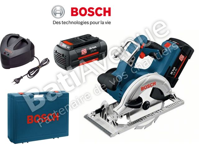 bosch outillage scie circulaire sans fil gks 36 v li professional gks0601673r02 contact. Black Bedroom Furniture Sets. Home Design Ideas
