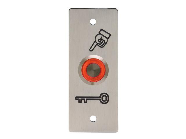 boutons poussoirs inox anti vandales avec plaque d 39 encastrement contact sewosy. Black Bedroom Furniture Sets. Home Design Ideas