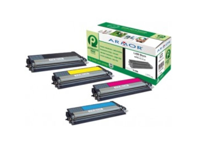 BROTHER TN-325C Cartouche Toner compatible Cyan