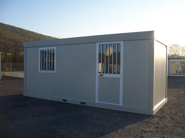 bungalow de chantier standard contact bungalow pro. Black Bedroom Furniture Sets. Home Design Ideas