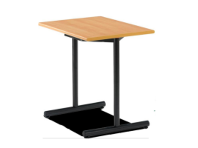 Bureau d 39 colier 1 ou 2 places contact axess industries for Bureau 3 places