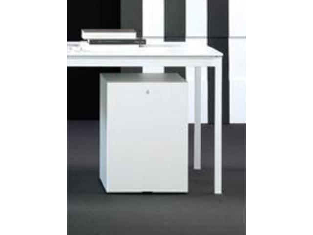 Bureau de direction : Bianco Nero Blanc_TERRE DESIGN_3