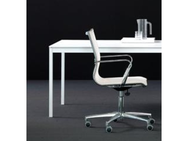 Bureau de direction : Bianco Nero Blanc_TERRE DESIGN_4