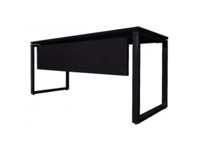 Bureau noir: bureau informatique noir abi29. bureau noir 3 tiroirs