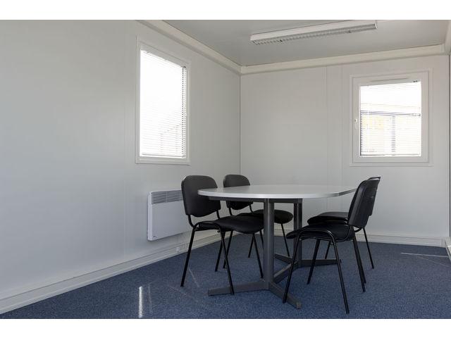 bureau modulaire portakabin solus contact portakabin. Black Bedroom Furniture Sets. Home Design Ideas
