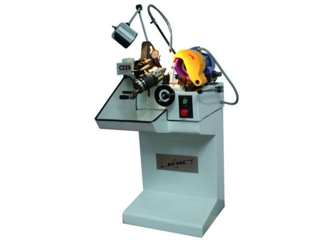 C226 affuteuse de forets manuelle contact avyac machines - Affuteuse de foret ...