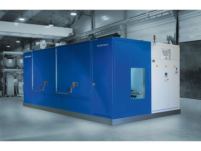 Cabine de lavage de nettoyage et de s chage temps de cycle r duit ecoctrans contact - Temps de sechage carrelage ...