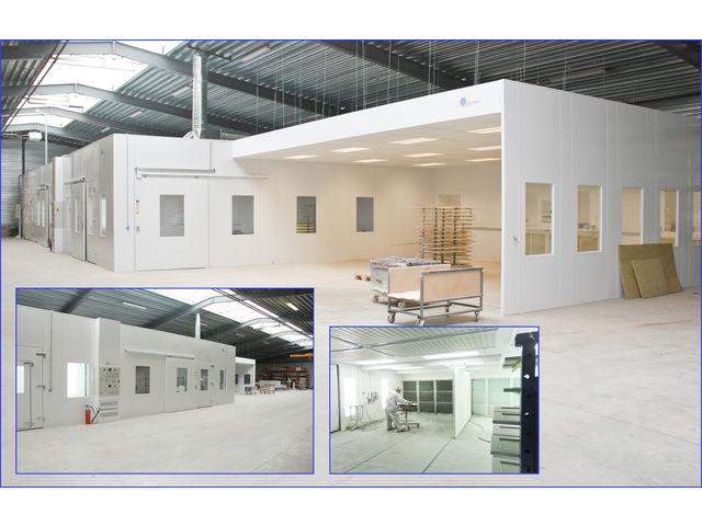cabines de peinture fournisseurs industriels. Black Bedroom Furniture Sets. Home Design Ideas