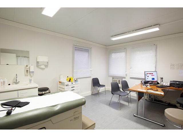Cabinet médical ou infirmerie portakabin la solution à vos
