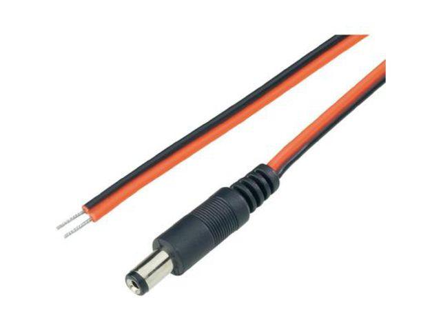 C ble de connexion longueur 2 m avec connecteur connecteur for Cable france telecom exterieur