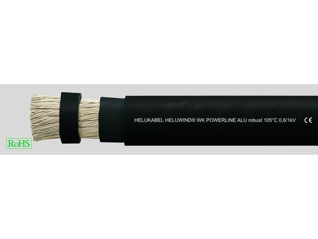 CABLES HELUWIND WK POWERLINE ALU