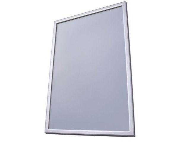 cadre clic clac pour vitrine contact roll co. Black Bedroom Furniture Sets. Home Design Ideas
