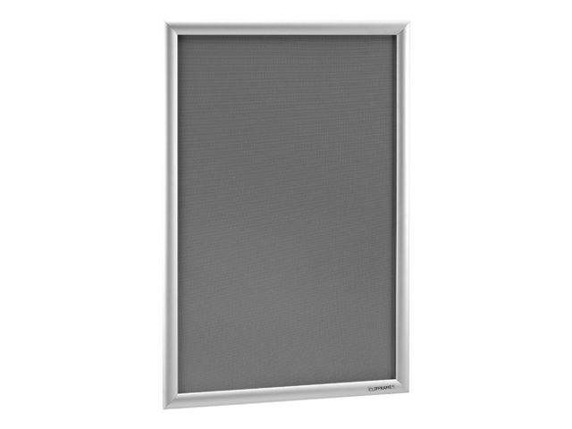 cadre clipframe aluminium format a3 contact maxiburo. Black Bedroom Furniture Sets. Home Design Ideas