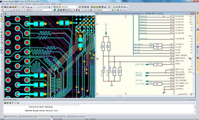Cadstar logiciel cao de conception pcb contact zuken for Logiciel de conception